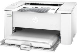 Driver for Printer HP LaserJet Pro M104a