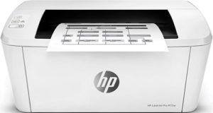 Driver for Printer HP LaserJet Pro M15w
