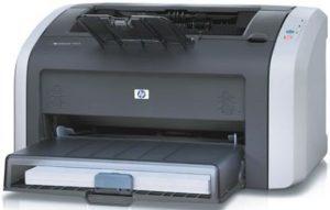 Driver for Printer HP LaserJet 1012