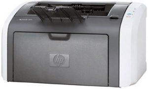 Driver for Printer HP LaserJet 1015