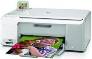 Driver for Printer HP Photosmart C4140