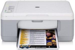 Driver for Printer HP Deskjet F2214