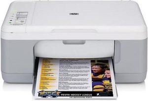 Driver for Printer HP Deskjet F2235