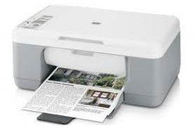 Driver for Printer HP Deskjet F2288