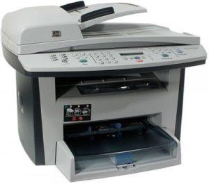 Driver for Printer HP LaserJet 3052