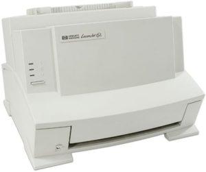 Driver for Printer HP LaserJet 6L