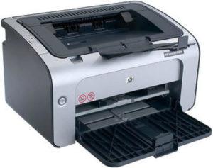 Driver for Printer HP LaserJet P1006