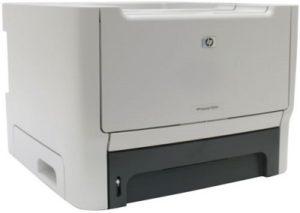 Driver for Printer HP LaserJet P2014