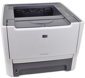 Driver for Printer HP LaserJet P2015