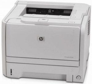 Driver for Printer HP LaserJet P2035n