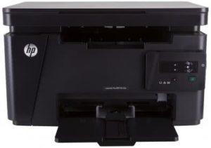 Driver for Printer HP LaserJet Pro MFP M125a