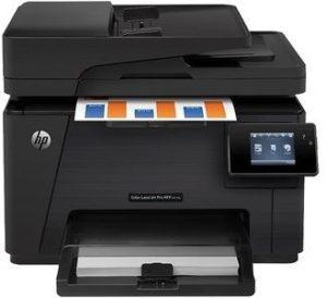 Driver for Printer HP Color LaserJet Pro MFP M177fw