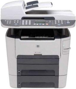 Driver for Printer HP LaserJet 3392