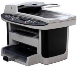 Driver for Printer HP LaserJet M1522nf